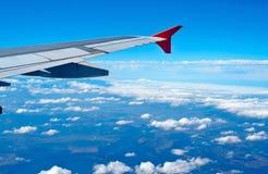 εναέρια όψη αεροπλάνων Στοκ φωτογραφία με δικαίωμα ελεύθερης χρήσης