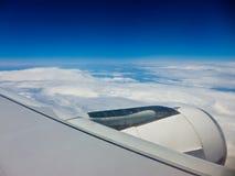 εναέρια όψη αεροπλάνων Στοκ φωτογραφίες με δικαίωμα ελεύθερης χρήσης