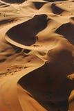 εναέρια όψη ερήμων namib Στοκ εικόνες με δικαίωμα ελεύθερης χρήσης