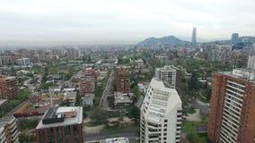 εναέρια όψη πόλεων απόθεμα βίντεο