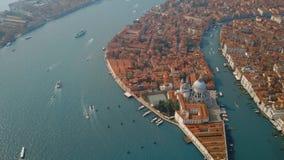 εναέρια όψη της Ιταλίας Βε& φιλμ μικρού μήκους