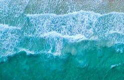 εναέρια όψη Τοπ όψη Καταπληκτικό υπόβαθρο φύσης Το χρώμα Στοκ φωτογραφίες με δικαίωμα ελεύθερης χρήσης