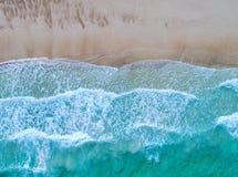 εναέρια όψη Τοπ όψη Καταπληκτικό υπόβαθρο φύσης Το χρώμα Στοκ φωτογραφία με δικαίωμα ελεύθερης χρήσης