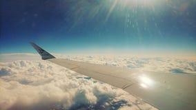 Εναέριοι διάδρομοι Adria wingtip στοκ εικόνα