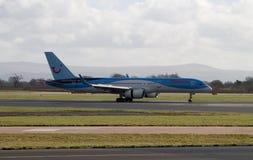 Εναέριοι διάδρομοι Boeing 757-200 Thomson Στοκ Φωτογραφίες