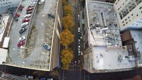 Εναέριος στο κέντρο της πόλης του Πόρτλαντ φιλμ μικρού μήκους