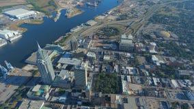 Εναέριο λιμάνι 2 Στοκ φωτογραφία με δικαίωμα ελεύθερης χρήσης