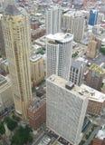 εναέριο Σικάγο Στοκ Εικόνες