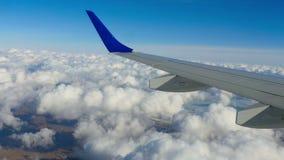 Εναέριο cloudscape φιλμ μικρού μήκους