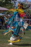Εναρκτήριος εορτασμός 2018 ημέρας ιθαγενών ` s στοκ εικόνα με δικαίωμα ελεύθερης χρήσης