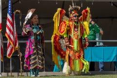 Εναρκτήριος εορτασμός 2018 ημέρας ιθαγενών ` s στοκ εικόνες