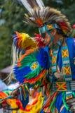 Εναρκτήριος εορτασμός 2018 ημέρας ιθαγενών ` s στοκ εικόνες με δικαίωμα ελεύθερης χρήσης