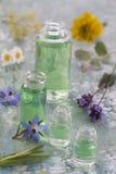Εναλλακτική ιατρική aromatherapy Στοκ φωτογραφία με δικαίωμα ελεύθερης χρήσης
