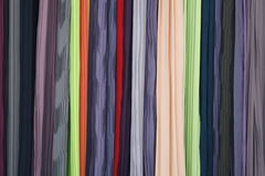 ενδύματα ζωηρόχρωμα Στοκ Εικόνα