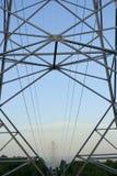 ενεργειακές γραμμές Στοκ φωτογραφία με δικαίωμα ελεύθερης χρήσης