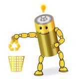 ενεργειακή ανακύκλωση απεικόνιση αποθεμάτων