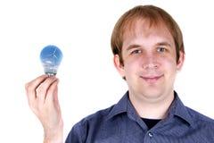 ενεργειακή προαγωγή έννοιας ανανεώσιμη Στοκ φωτογραφία με δικαίωμα ελεύθερης χρήσης