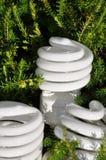 ενεργειακή lightbulb αποταμίευ Στοκ εικόνες με δικαίωμα ελεύθερης χρήσης