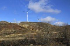 Ενεργειακός έλικας Στοκ φωτογραφία με δικαίωμα ελεύθερης χρήσης