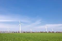 ενεργειακός αέρας Στοκ Εικόνα