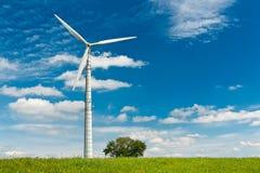 ενεργειακός αέρας Στοκ Φωτογραφίες