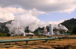 ενεργειακός ατμός Στοκ φωτογραφίες με δικαίωμα ελεύθερης χρήσης