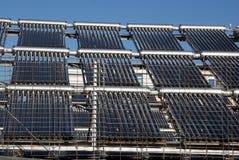 ενεργειακός καθαρός ηλ& Στοκ Φωτογραφίες