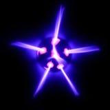 ενεργειακό αστέρι Στοκ Φωτογραφία