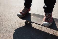 Ενεργός ακραίος αθλητισμός ανεμιστήρων για το νεαρό Στοκ Εικόνες