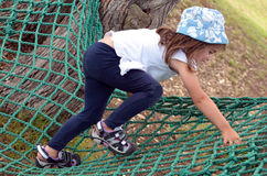Ενεργό παιδί Στοκ εικόνες με δικαίωμα ελεύθερης χρήσης