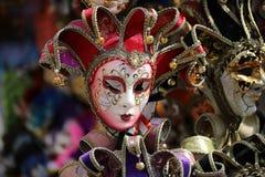 Ενετικές μάσκες καρναβαλιού για την πώληση Στοκ φωτογραφίες με δικαίωμα ελεύθερης χρήσης