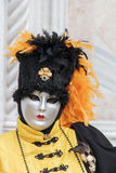 Ενετικές μάσκες καρναβαλιού Στοκ Φωτογραφίες