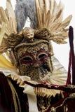 Ενετικές μάσκες καρναβαλιού Στοκ εικόνες με δικαίωμα ελεύθερης χρήσης