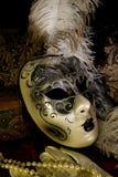 Ενετική μάσκα Στοκ Φωτογραφία