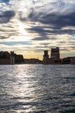 Ενετικό οπλοστάσιο στην περιοχή Castello στη Βενετία Στοκ Εικόνα