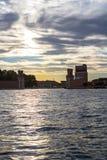 Ενετικό οπλοστάσιο στην περιοχή Castello στη Βενετία Στοκ Φωτογραφίες