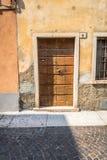 Ενετικό παράθυρο, πόρτα, αψίδα, αρχιτεκτονική από την Ιταλία στοκ φωτογραφία με δικαίωμα ελεύθερης χρήσης