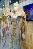 Ενετικό φόρεμα καρναβαλιού Στοκ φωτογραφίες με δικαίωμα ελεύθερης χρήσης