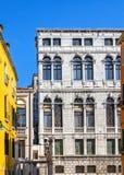 Ενετικό ύφος αρχιτεκτονικής στην Ιταλία Στοκ Εικόνες