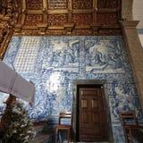 Ενιαία εκκλησία σηκών Sertã του ελέους Στοκ εικόνα με δικαίωμα ελεύθερης χρήσης