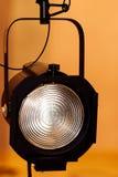 Ενιαία ελαφριά ένωση θεάτρων Fresnel με το καλώδιο ασφάλειας Στοκ εικόνες με δικαίωμα ελεύθερης χρήσης