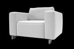ενιαίος καναπές καθισμάτ&o Στοκ Εικόνες
