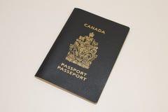 Ενιαίο καναδικό διαβατήριο Στοκ εικόνες με δικαίωμα ελεύθερης χρήσης