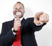ενισχυμένα δόντιαα ατόμων στοκ εικόνα