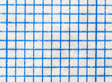 Ενισχύοντας φύλλο της Λευκής Βίβλου στα τετράγωνα Στοκ Εικόνα