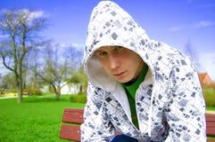 εννοιολογικός έφηβος &epsil Στοκ Φωτογραφίες
