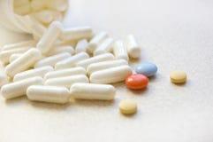 εννοιολογικό medicamence εικόνα&si Στοκ Εικόνες