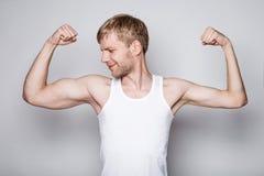 Εννοιολογικό πορτρέτο ενός δικαιώματος - άτομο Στοκ φωτογραφία με δικαίωμα ελεύθερης χρήσης