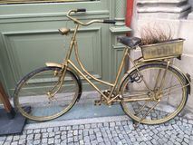 Ενοίκιο ποδηλάτων Στοκ Εικόνα