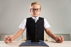Ενοχλημένος επιχειρηματίας Στοκ Εικόνες